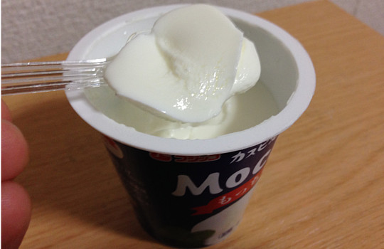 もっちり濃密~カスピ海ヨーグルト・モチリ!?フルグラ口コミ・食べた感想!