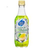カルピスソーダ大人のキレ味450ml<レモン&ライム>