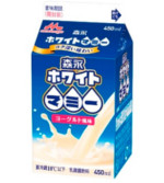 森永ホワイトマミー(ヨーグルト風味)450ml