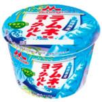 森永・ラムネ風味ヨーグルト118g