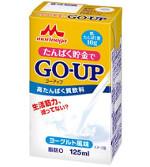 森永GO-UP 高タンパク質飲料 ヨーグルト風味125ml