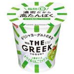 【9月18日新発売】明治THE GREEK YOGURT「低糖・キウイ&りんごミックス」4
