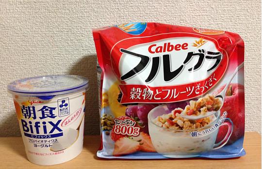 グリコ朝食ビフィック375g|スプレーンヨーグルト(プロバイオティクス)5