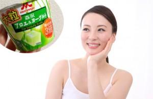 女性ホルモン低下状態→アロエステロールで皮膚のハリや潤いの低下予防できる