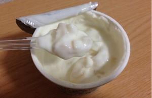 どっさりフルーツヨーグルト120g|パイン・黄桃・アロエ←食べた感想5