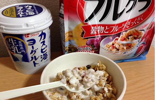 カスピ海ヨーグルト北海道生乳100%400g|プレーン無糖←食べた感想6