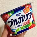 明治ブルガリアヨーグルト苺~春仕立て~脂肪ゼロ180g|味わい爽やか