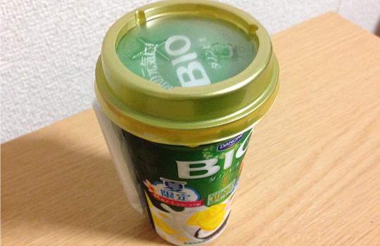ダノンビオBE80常夏ココナッツ&パイナップルミックス185g←飲んだ感想2