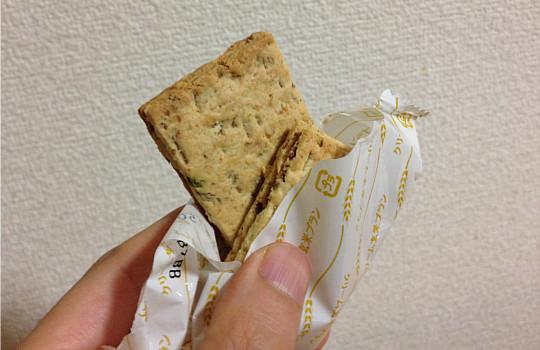 クリーム玄米ブラン「グラノーラ&ビターキャラメル」←メッチャ美味しいね4