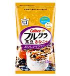 カルビー「フルグラ黒豆きなこ味」...和のフルグラ8月31日新発売!