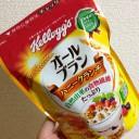 ケロッグオールブランハニークランチ180g|1食~レタス約1.7個分食物繊維