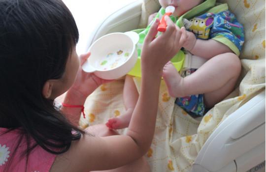 恵ヨーグルトが大好き!赤ちゃんもママもお腹からキレイを実感!