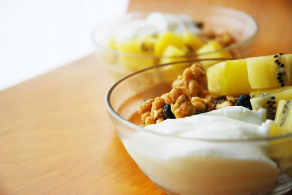 朝食にはコレが欠かせない!?ケロッグのフルーツグラノーラのハーフ!4