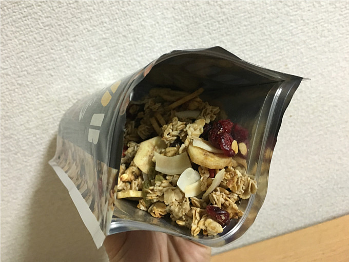 ドトールコーヒー香るグラノーラ味源←噛むたびに深い味わい広がり高級感たっぷり!5