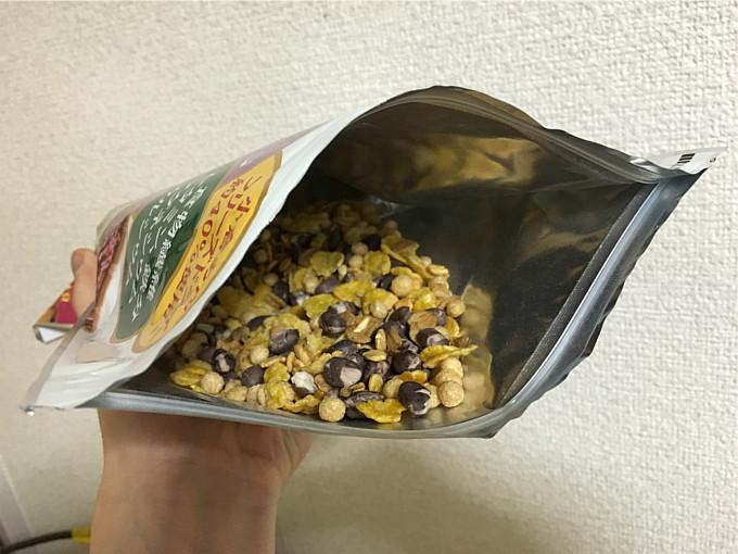 味源「小倉のーら」←軽い食感&優しい甘さが魅力のグラノーラ!5
