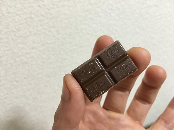 スイーツデイズ乳酸菌ショコラ「ミルクチョコレート」←生きた乳酸菌が100倍届く?4
