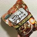 ごろっとグラノーラ「生姜チャイ」←あったか(ホット)グラノーラ食べてみた!