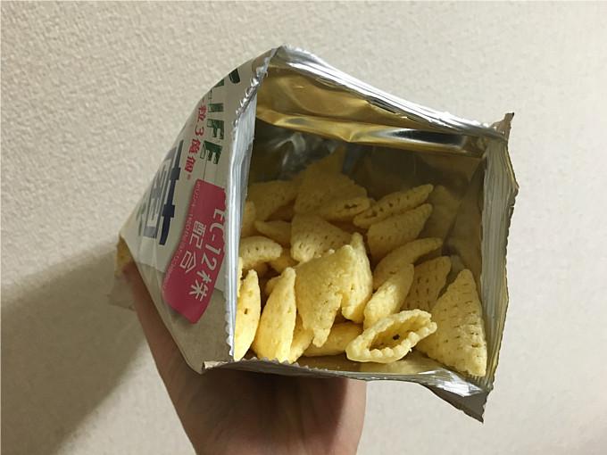 コイケヤポリンキー「乳酸菌(EC-12株配合)」←スナック菓子でも乳酸菌がとれる!3