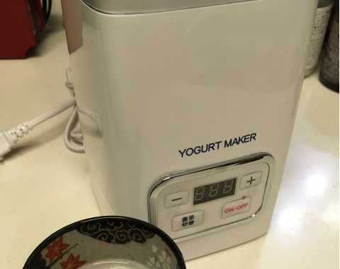 ダイエット・便秘解消におすすめ!?R-1ヨーグルトをヨーグルトメーカーで増やし毎日継続!