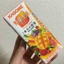 カゴメ野菜生活100「1日分のビタミンC」←フルーティで中々おいしいね!