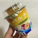 パルテノDolce「ピュアパッションソース付」←この甘酸っぱさがたまらない!