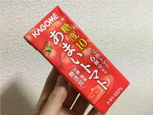カゴメ「あまいトマト」←この自然なうまさが癖になるかも!
