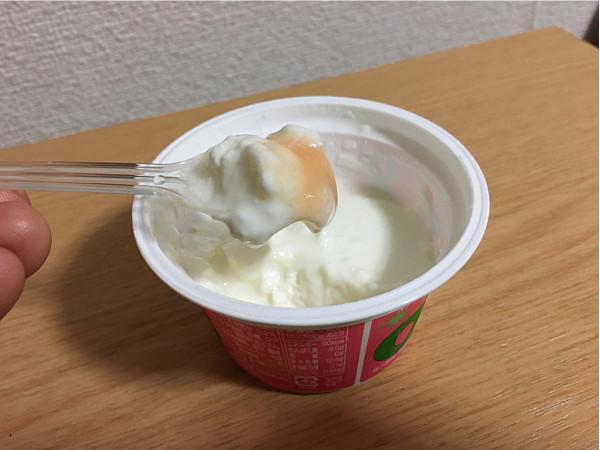 オイコスギリシャヨーグルト(トロピカルグアバ)←このソースは中々いいね!6