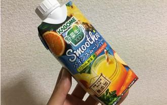 カゴメ野菜生活100パインスムージーMIX←1/2日分の野菜&1日分のビタミンCが摂れる!