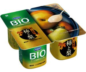 【8月19日】ダノンビオ 柿と梨~10月下旬までの期間限定商品です