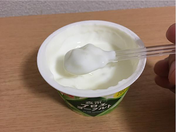 森永アロエヨーグルト←癒されるおいしさが魅力ですね!5