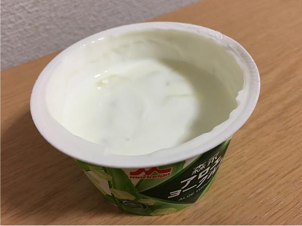 森永アロエヨーグルト←癒されるおいしさが魅力ですね!4
