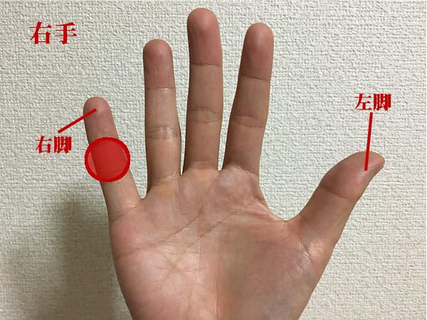 指ヨガで「脚のむくみ」を改善するコツ!?むくみやすい人は必見です!3