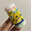 ヤクルトジョアはちみつレモン くまのプーさんデザイン飲んでみました