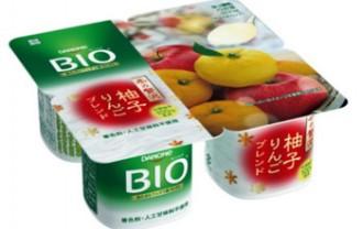 【新発売】ダノンビオ柚子りんごブレンド 冬の季節限定フレーバーです!