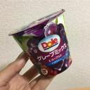 ドールグレープミックス&ヨーグルト(ナタデココ・脂肪ゼロ)←食べてみました