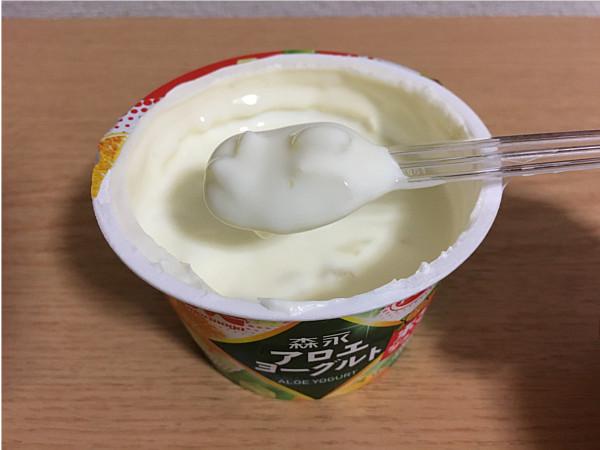 森永アロエヨーグルト×ポンジュースのコラボ商品...食べてみました!6