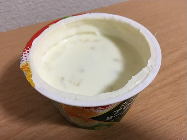 森永アロエヨーグルト×ポンジュースのコラボ商品...食べてみました!5
