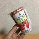 セブンイレブン「のむヨーグルトいちご」←やっぱり美味しいですね!