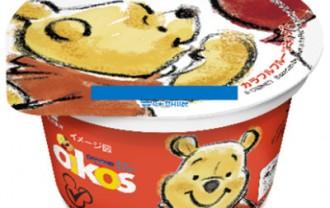 ダノンオイコス脂肪0カラフルフルーツミックス(プーさんデザイン)【11月12日新発売】