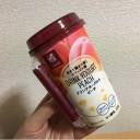 ローソン「ドリンクヨーグルトピーチ」←カルシウム・カロリー比較!?口コミ評価!