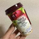 ローソン「ドリンクヨーグルトりんご(1日分のビタミンA)」←これはおいしい!?