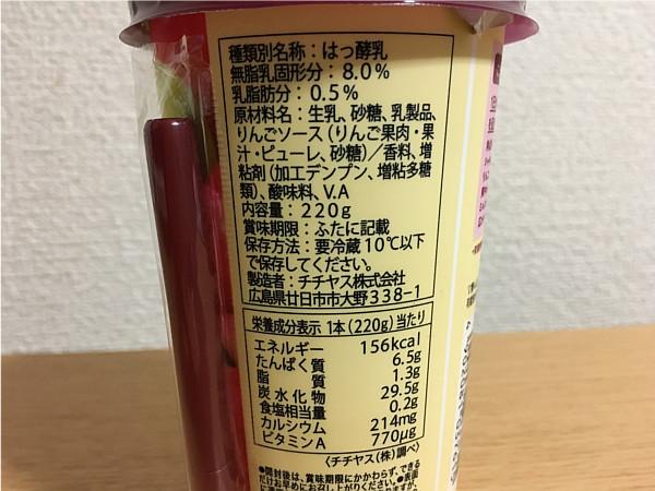 ローソン「ドリンクヨーグルトりんご(1日分のビタミンA)」←これはおいしい!?3