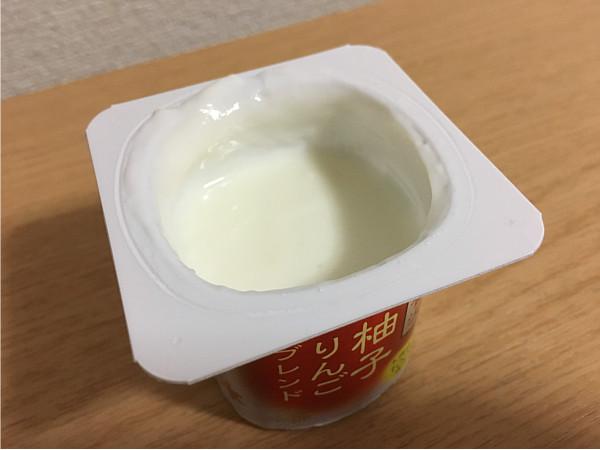 ダノンビオ「柚子りんごブレンド」←朝に食べたいヨーグルトかな!6