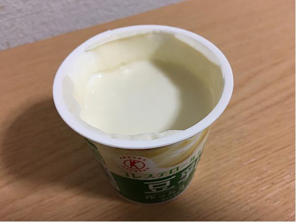 ポッカサッポロ「豆乳で作ったヨーグルト(アロエ)」口コミ評価2