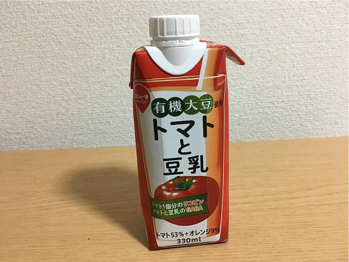 スジャータめいらく「トマトと豆乳」口コミ評価