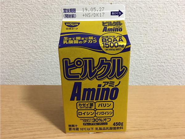 ピルクルAmino(アミノ)グレープフルーツ口コミ評価